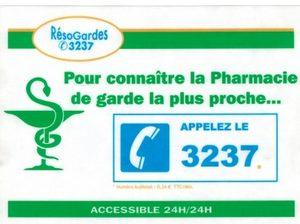 urgence-pharmacie